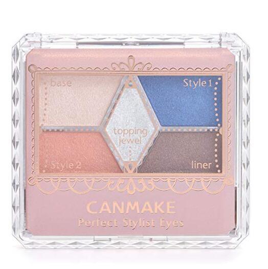 Canmake 完美5色眼影 夏季最新色号15、16号 large avatar